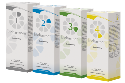 Joalis Bioharmoni Set I (1 - 4) 4 x 100 ml