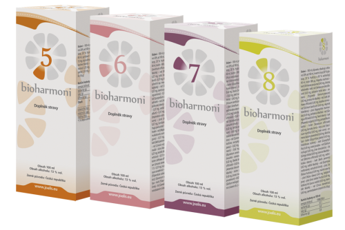 Joalis Bioharmoni Set II (5 - 8) 4 x 100 ml